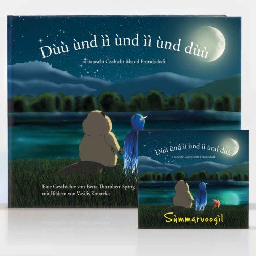 CD mit Buch: Dùù ùnd ìì und ìì ùnd dùù