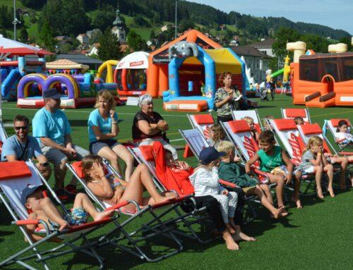 Hüpfburgen-Funpark Bühler 2017